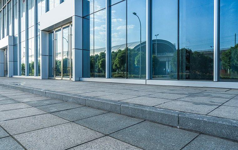 office building protected by star city pest control