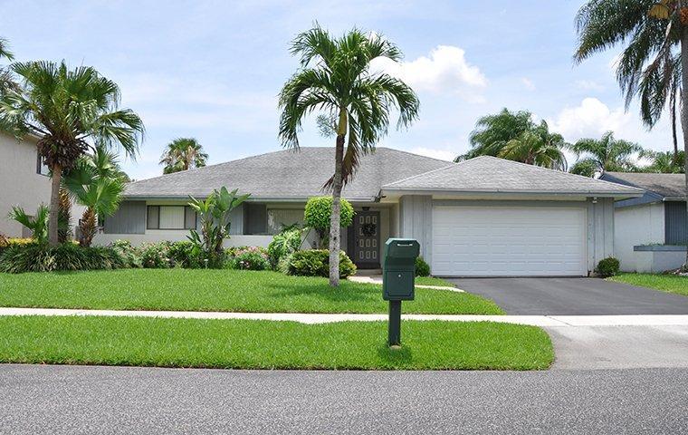 milton residential home