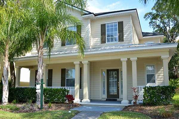 residential home in largo florida