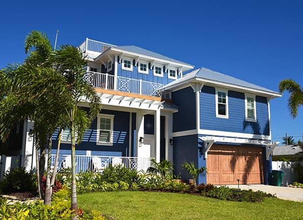 home located in anna maria island fl