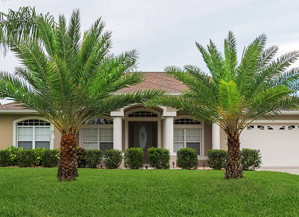 home located in lakewood ranch fl