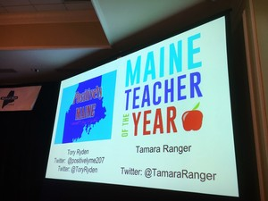 Tammy Ranger Delivers Keynote at Maine HR Convention