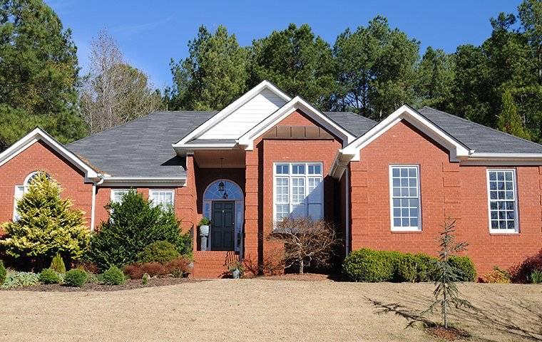 nice brick house in woodstock ga