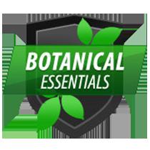 botanical essentials badge