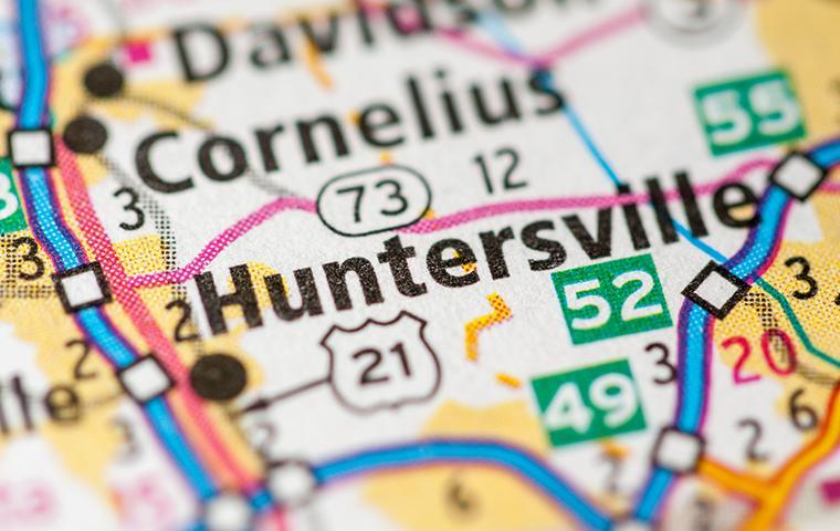 huntersville nc