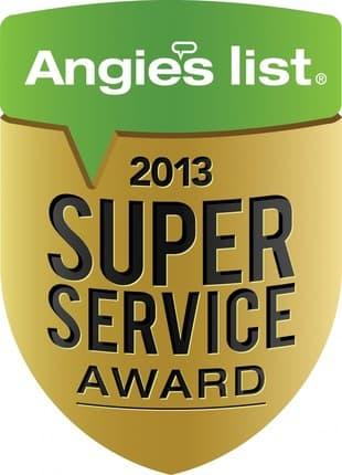 super service award badge
