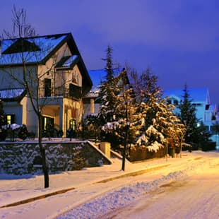 winter homes in new york