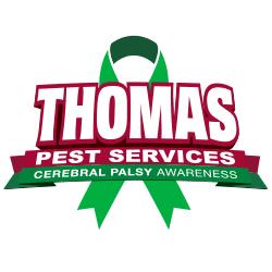 thomas cerebral palsy awareness logo
