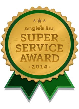 super service award badge