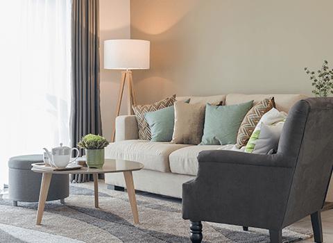 living room in glenville ny