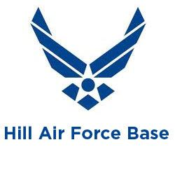 hill air force base logo