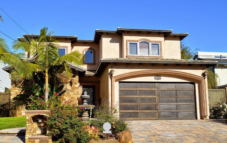 street view of a home in south san diego california