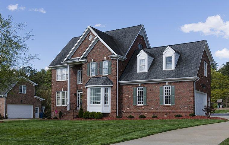 street view of a large house in frisco north carolina