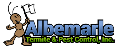 albemarle termite and pest control logo