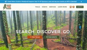 Maine Trail Finder