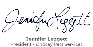 jennifer leggett's signature