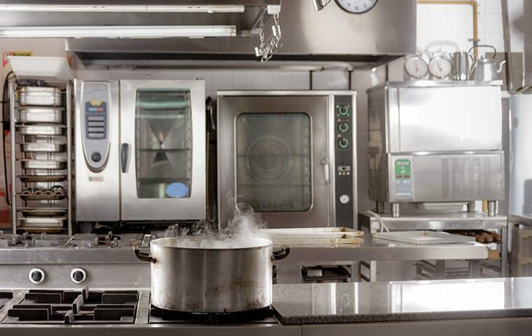 a commercial kitchen in nocatee florida