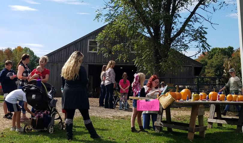 Martin Woods Farm sponsored an open farm day to benefit United Way. Events that benefit United Way are a great way to support our organization.