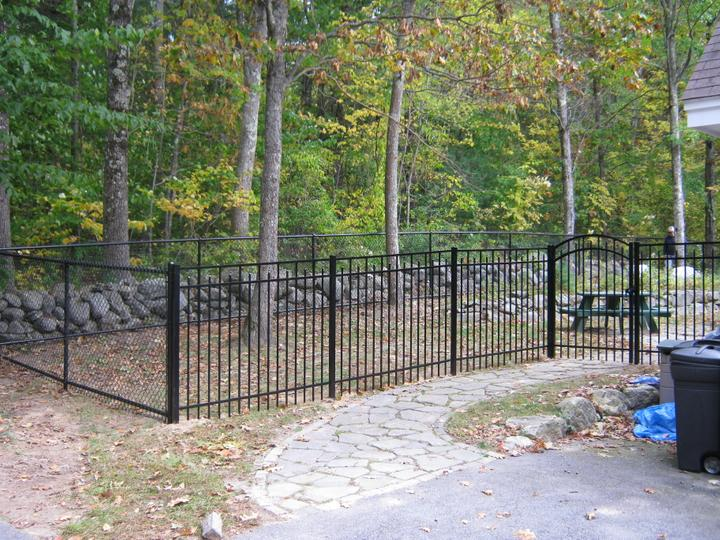 Photo #265, Jerith 200 Style with Arched Gate