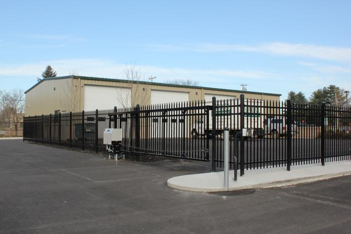 Photo #271, 6' Jerith Industrial with Slide Gate