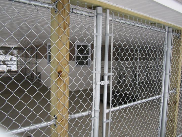 Photo #274, Dog Kennel Gate