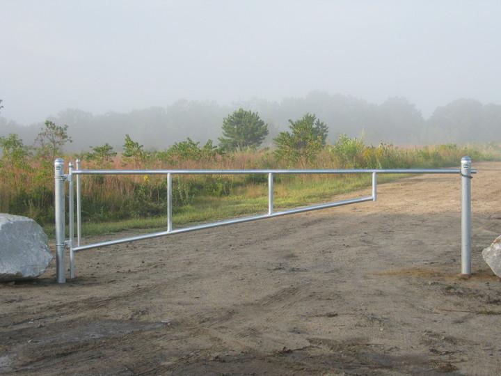 Photo #388, Single Bar Gate