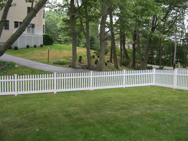 Photo #221, PVC Spaced Picket