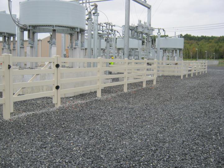 Photo #213, 4- Rail Fence, Sand Color