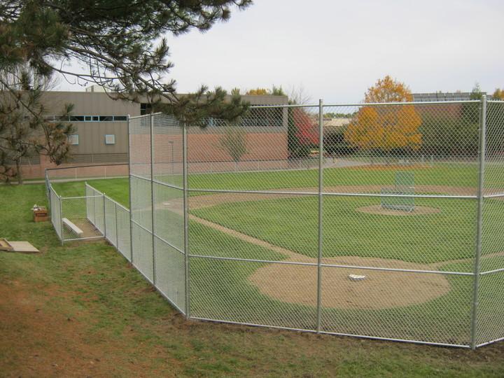 Photo #424, Baseball Backstop