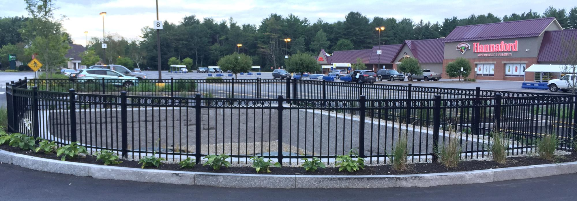 Commercial Ornamental Fences
