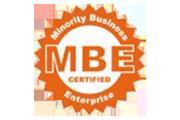 minority business enterprise logo