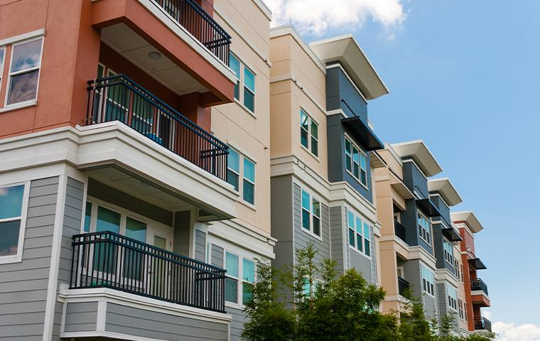 apartments buildings in plano texas