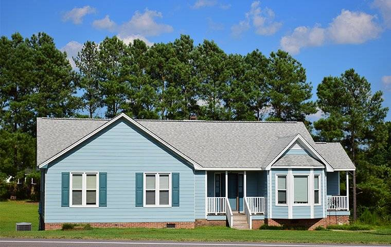 street view of a home in warsaw north carolina