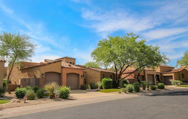 street view of a big beautiful home in seven hills nevada home