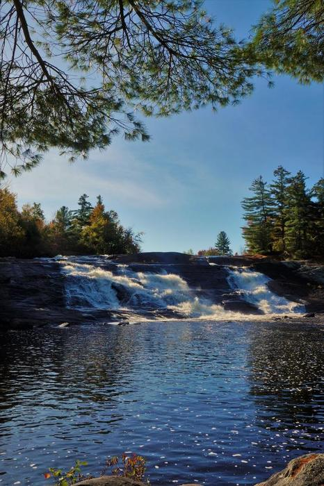 Lampson Falls (Credit: Wm Hill/Hiking the trail to yesterday)