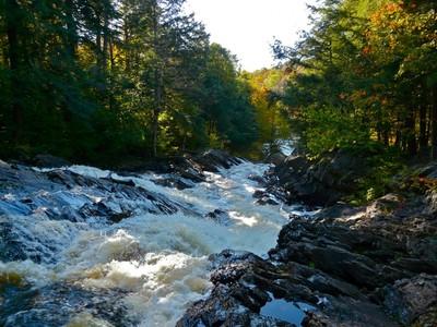 Harper's Falls (Credit: Nature Up North)