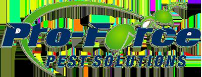 pro-force pest solutions logo