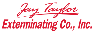 jay taylor exterminating logo