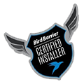 bird barrier product logo