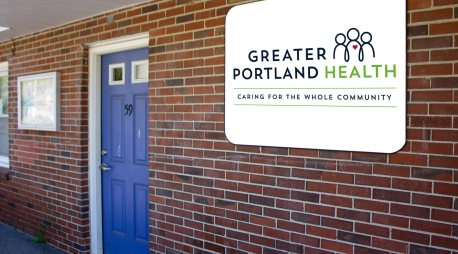 Health center at Riverton Park Portland Maine