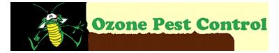 ozone pest control logo