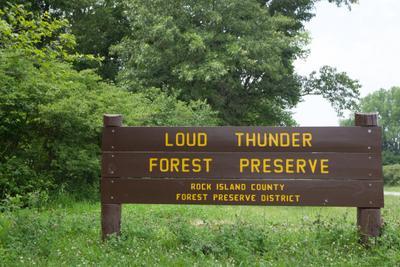 Loud Thunder Forest Preserve