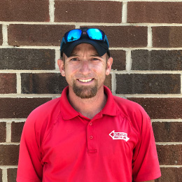 lawn division manager and quality control supervisor of go forth pest control