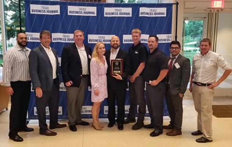 business award winners