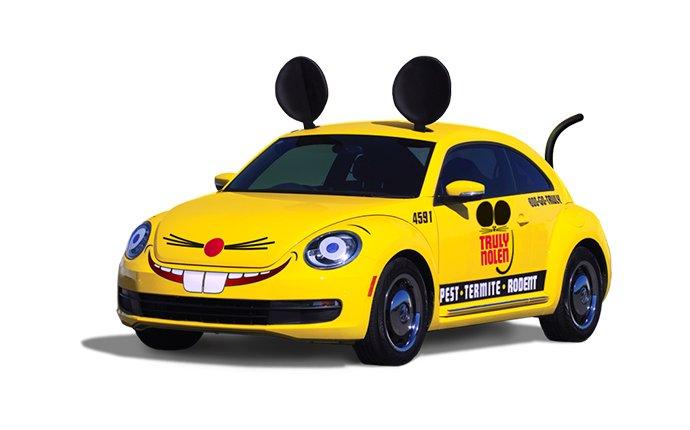 new truly nolen mouse car