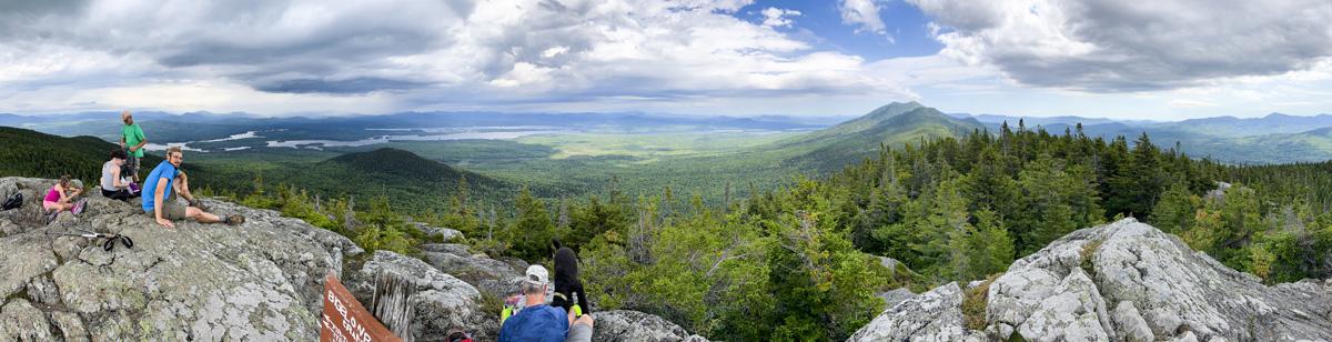 Cranberry Peak View