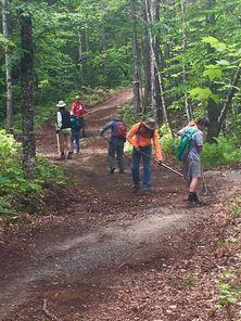 Volunteer Trail Work Day