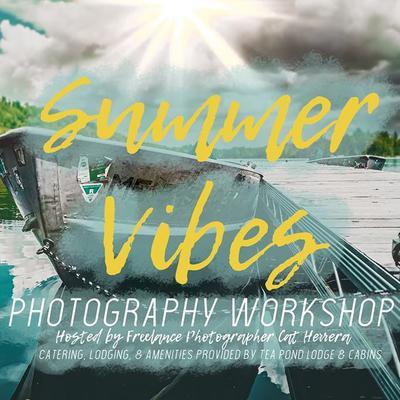 Summer Vibes Photography Workshop