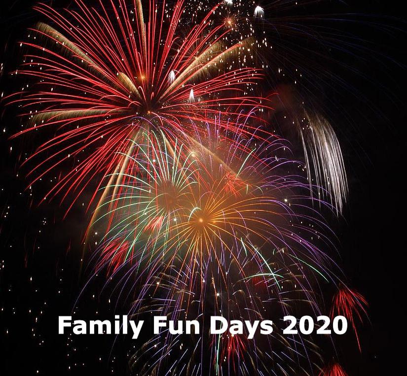 Family Fun Days Fireworks
