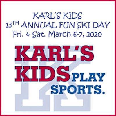 Karl's Kid -  13th Annual Fun Ski Day
